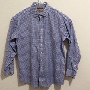 Roundtree & Yorke Gold Label Shirt 16.5 - 35